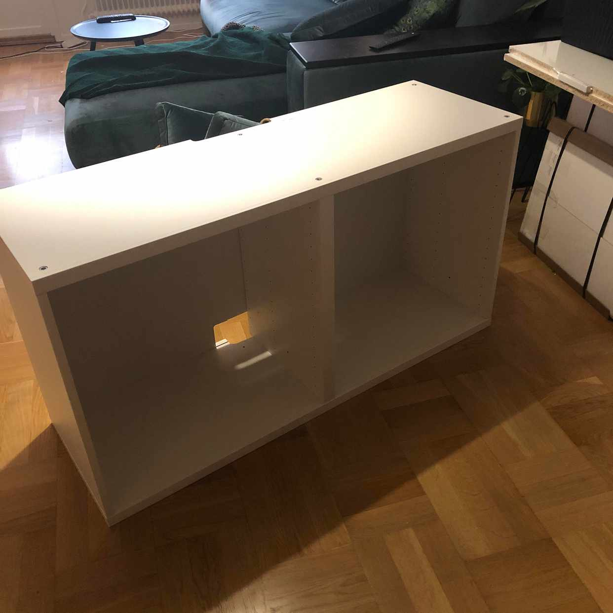 image of Två nya Bestå- möbler - Sundbyberg