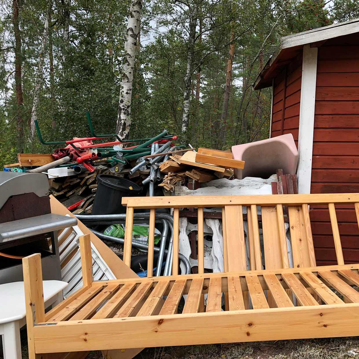 image of Blandat skräp - Julita