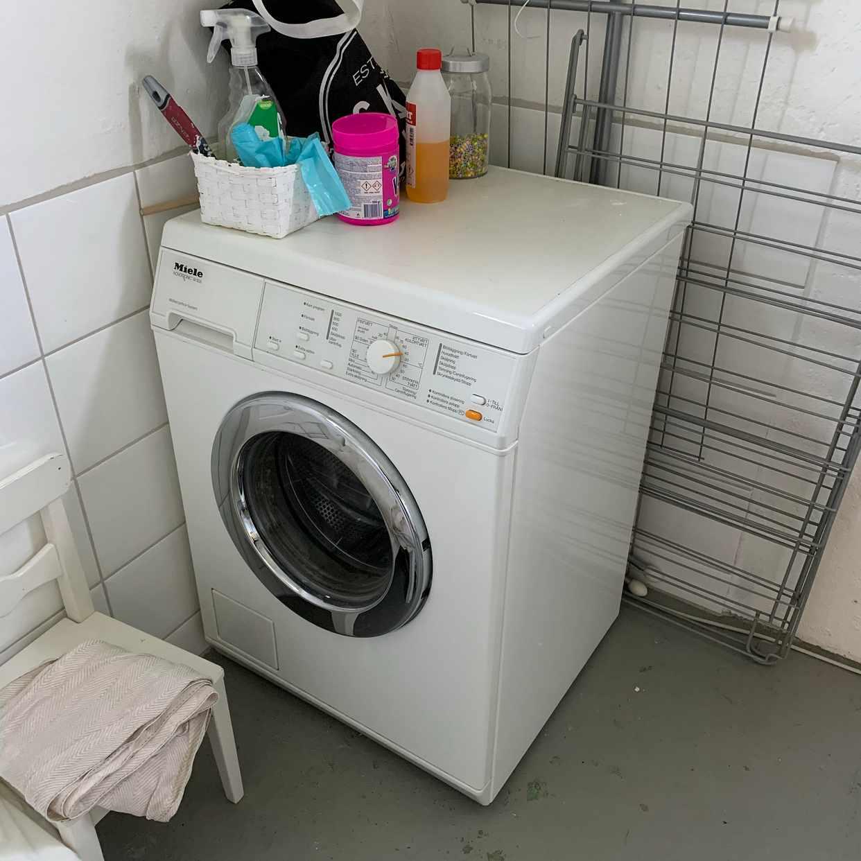 image of Fungerande tvättmaskin - Spånga