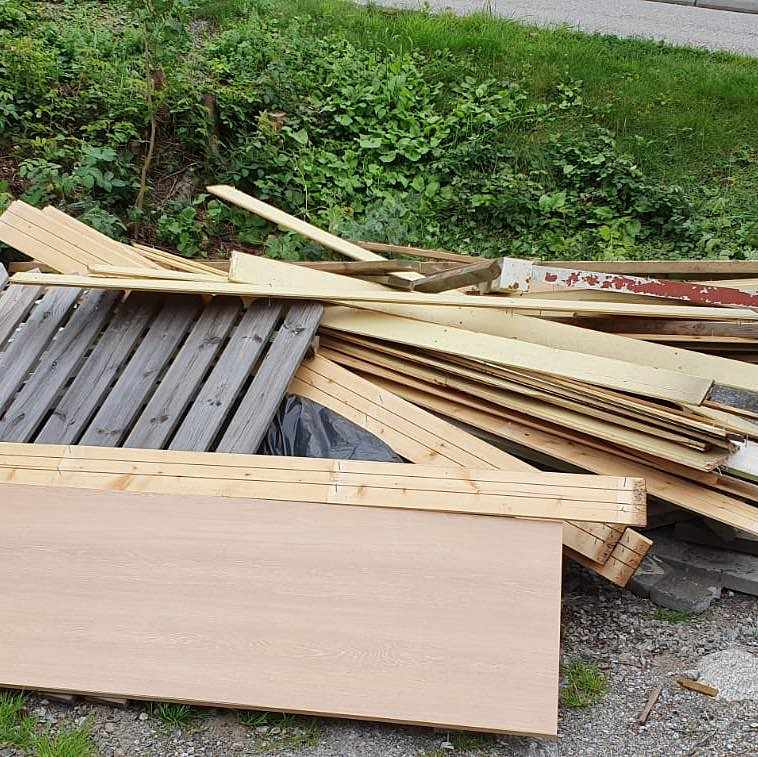 image of Blandat avfall - Spånga