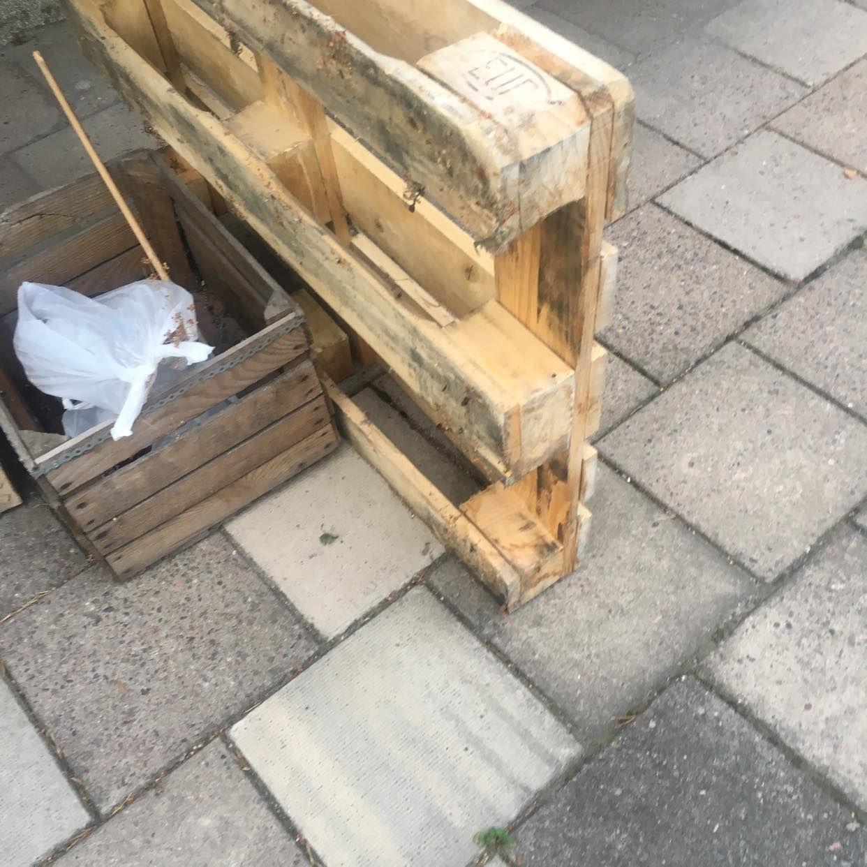 image of Stor plankar och låda - Årsta