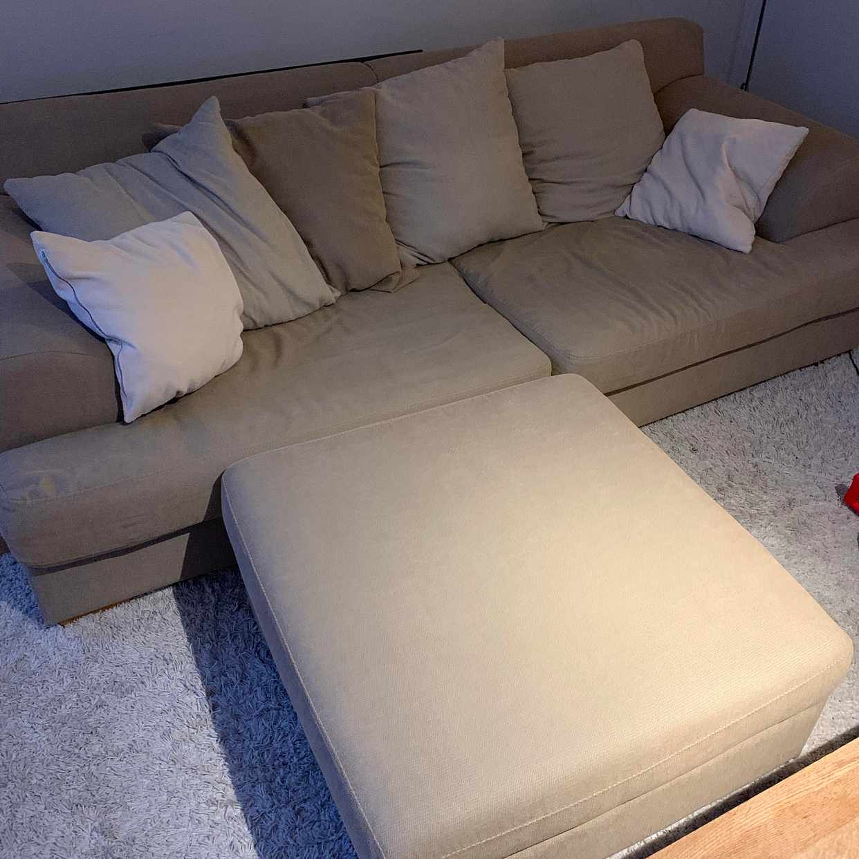 image of Couch (230cm) -