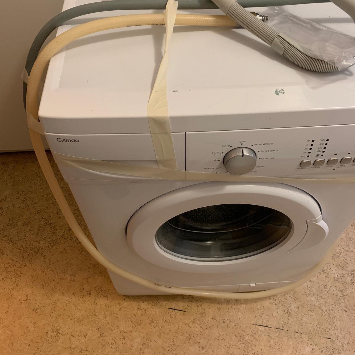 image of Fungerande tvättmaskin - Bandhagen