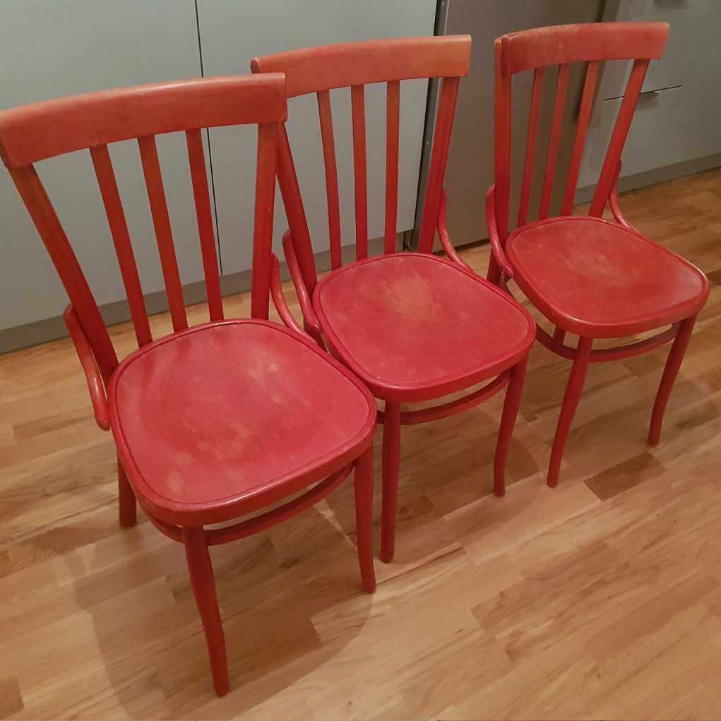 image of 3 stolar att hämta - Årsta