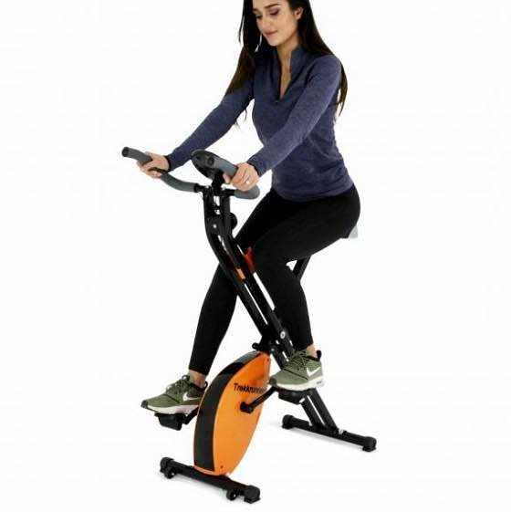 image of Liten motionscykel -