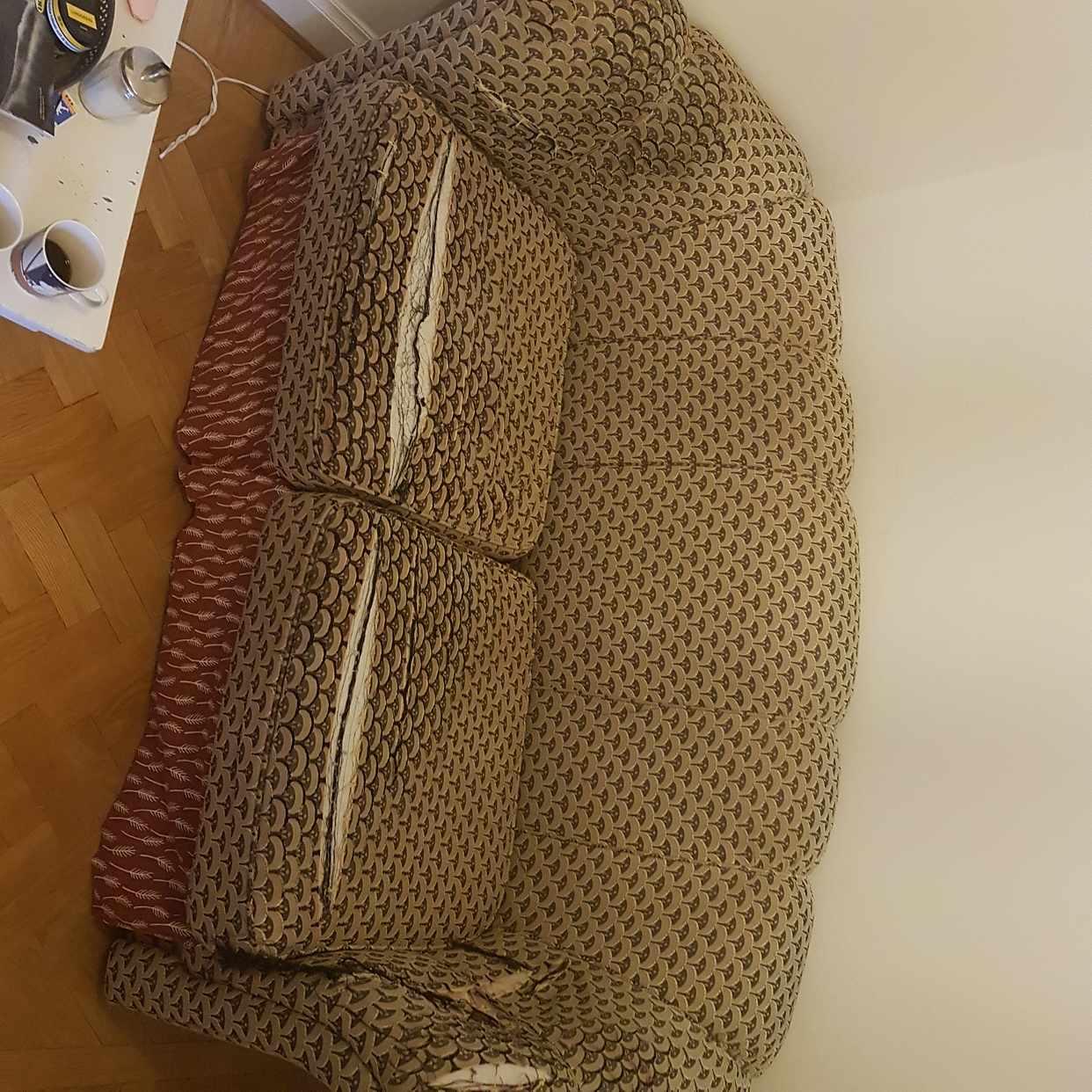 image of Old sofa - Stockholm
