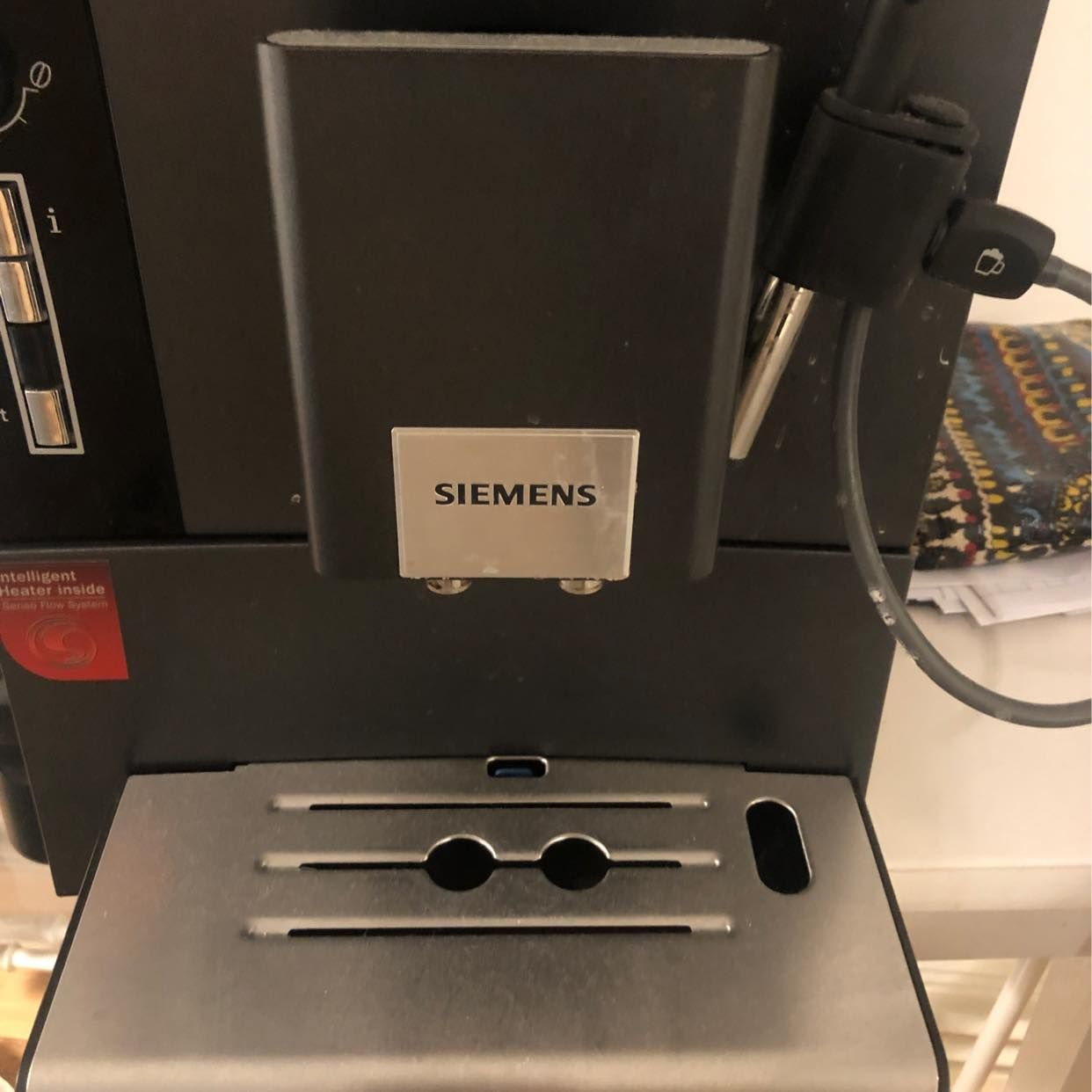image of Kaffemaskin Siemens - Stockholms Stad