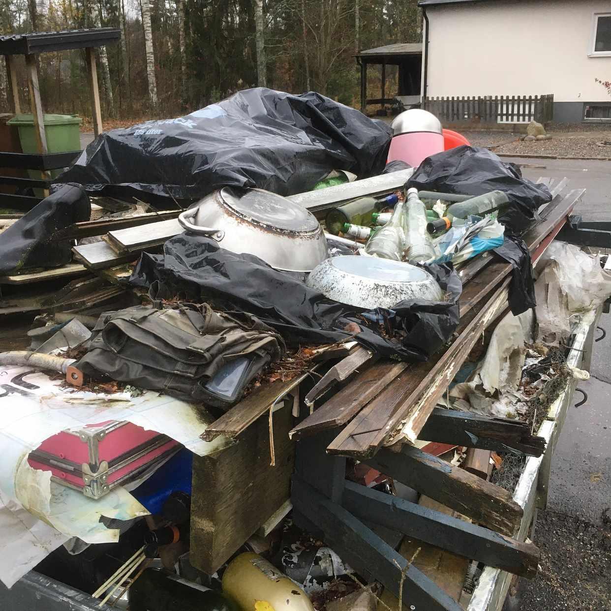image of Blandat avfall - Västerås