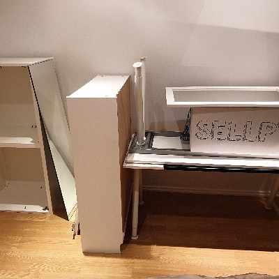 image of Flytt av möbler -