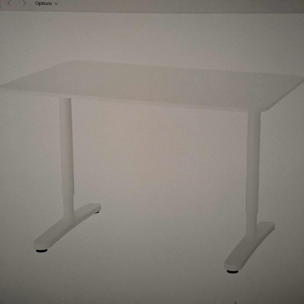 image of Skrivbord 160x80 cm -