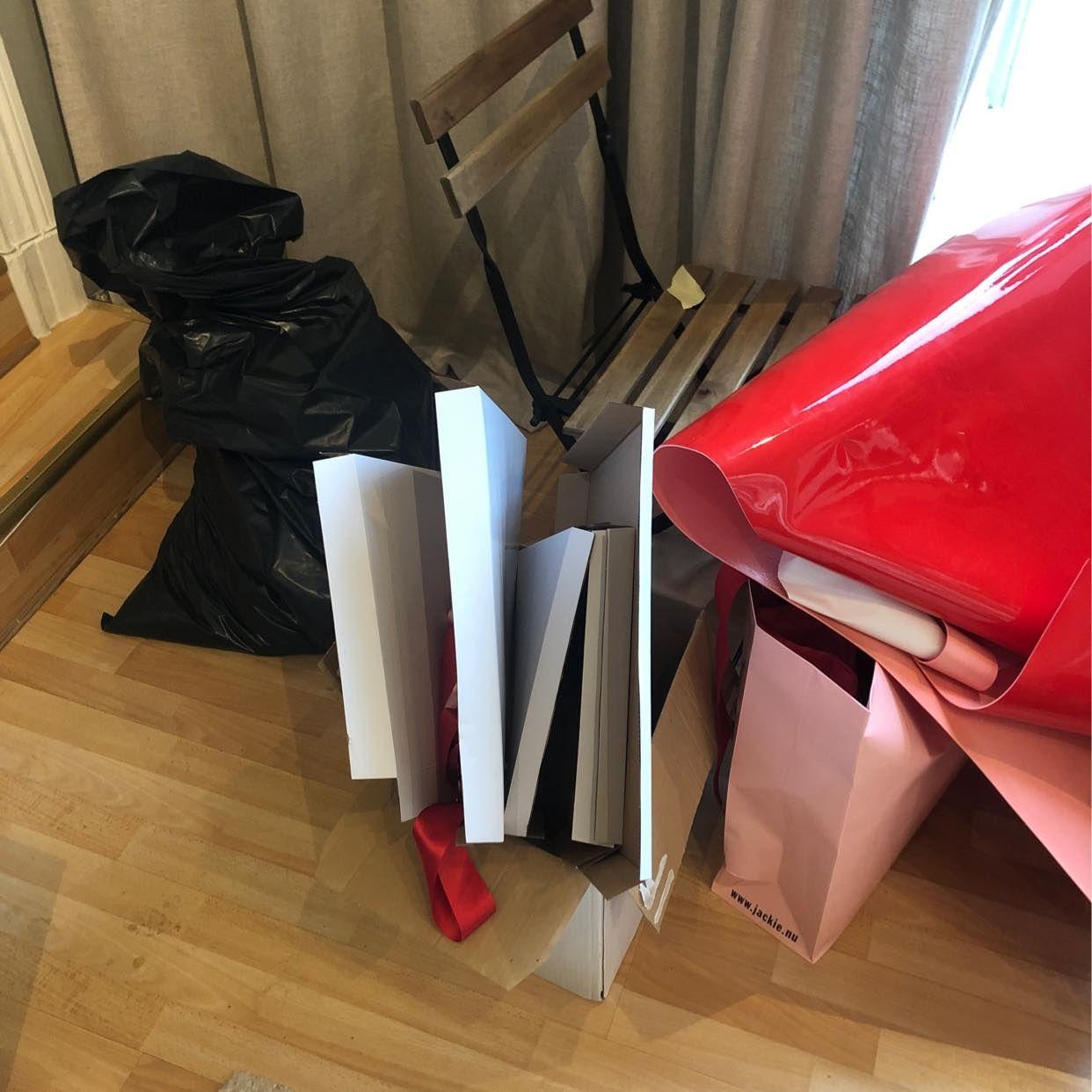 image of Papper, kartong, plast - Stockholms Stad