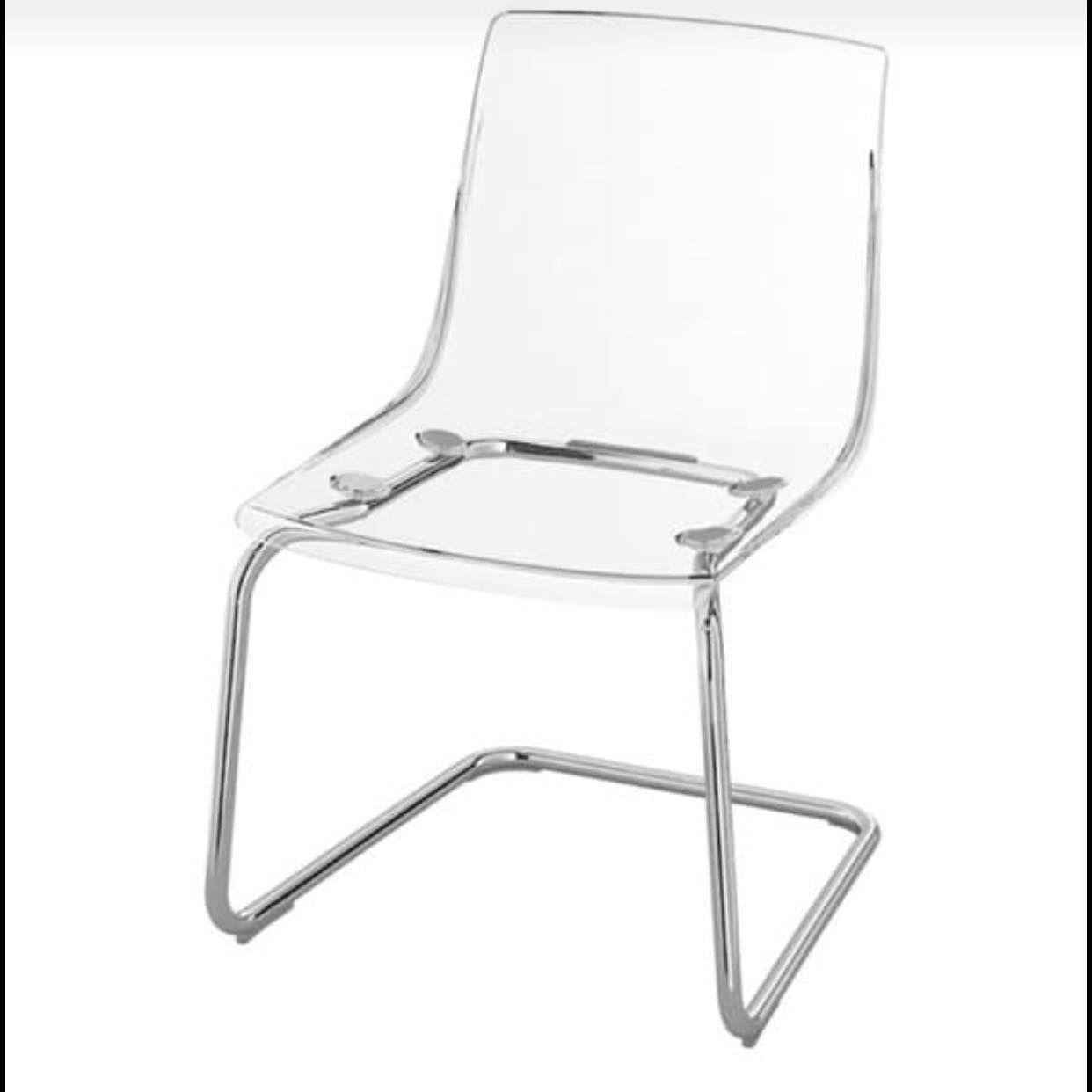 image of 3 st stolar skall hämtas -