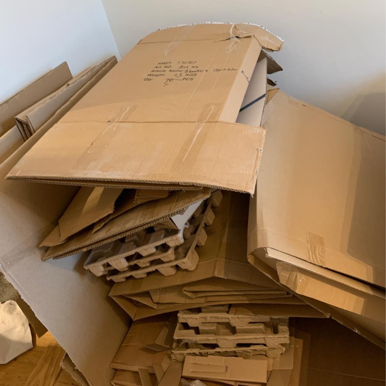 image of Emballage och kartonger - Stockholm