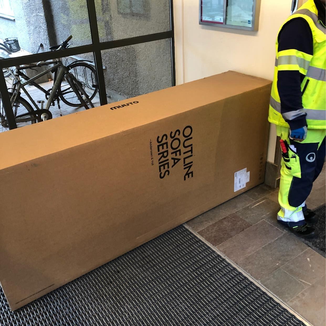 image of Flytt av soffa -