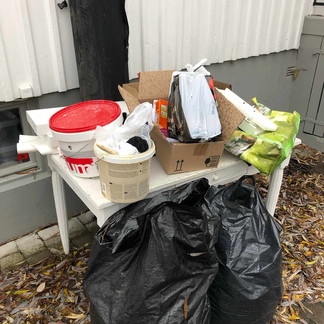 image of Blandat återvinning - Bromma