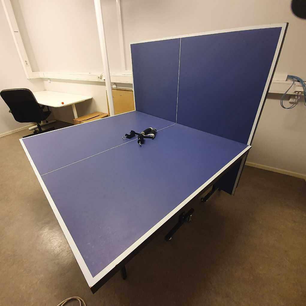 image of Pingisbord med nät. - Johanneshov