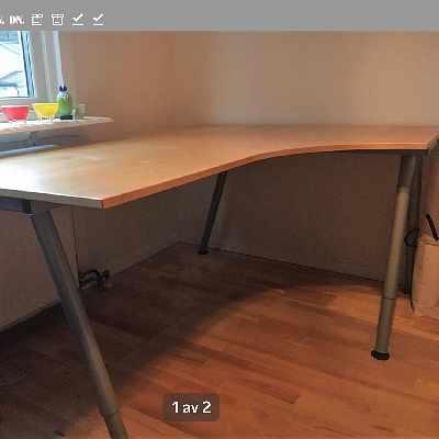 image of Transport skrivbord och.. -