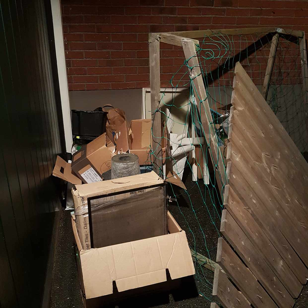 image of Mixed garbage - Spånga