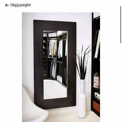 image of Huge mirror -