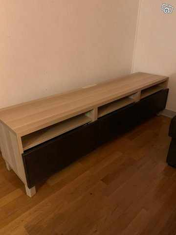 image of TV bänk IKEA 180x40 -