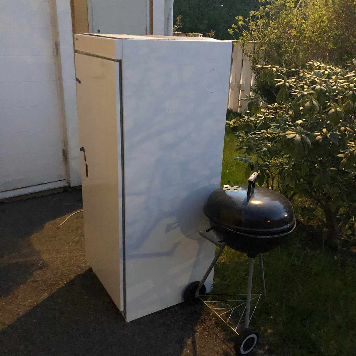image of Clothes drier and barbecu - Täby