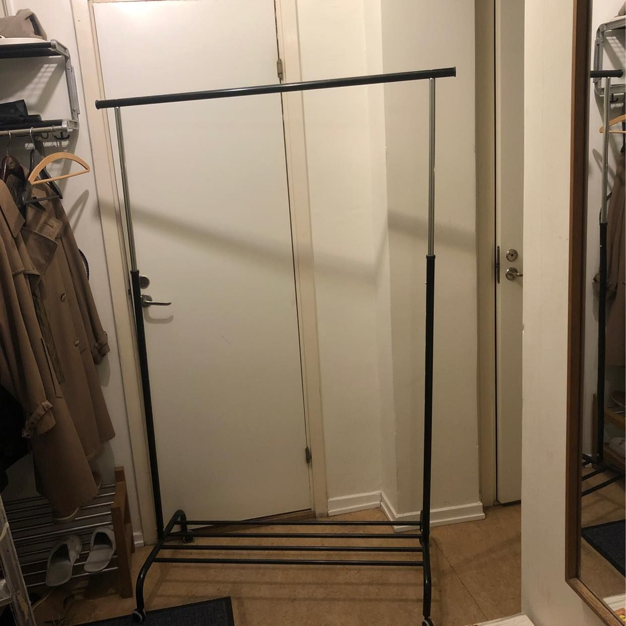 image of Clothes rack - Stockholm City