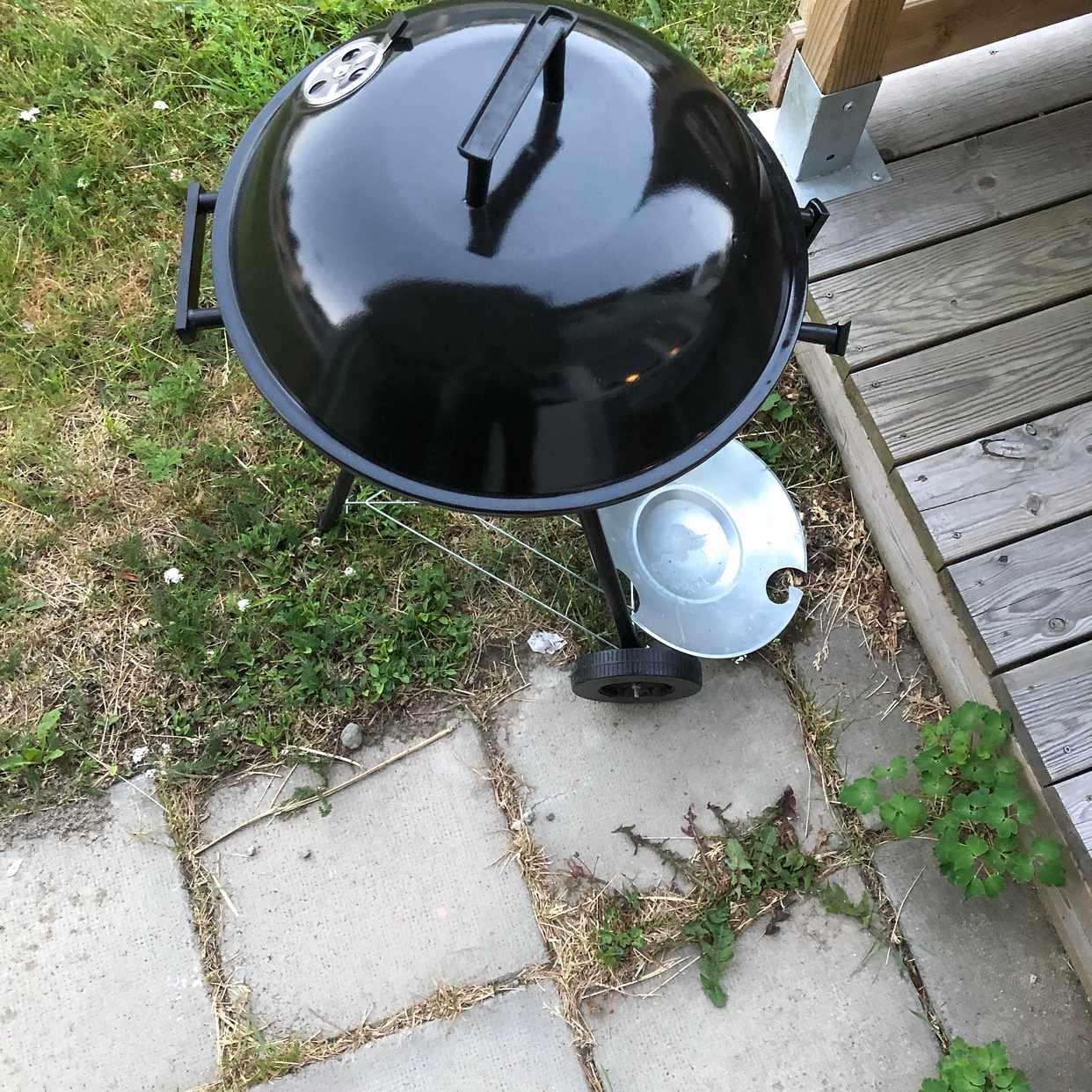 image of Vill bli av med en grill! - Sundsvall
