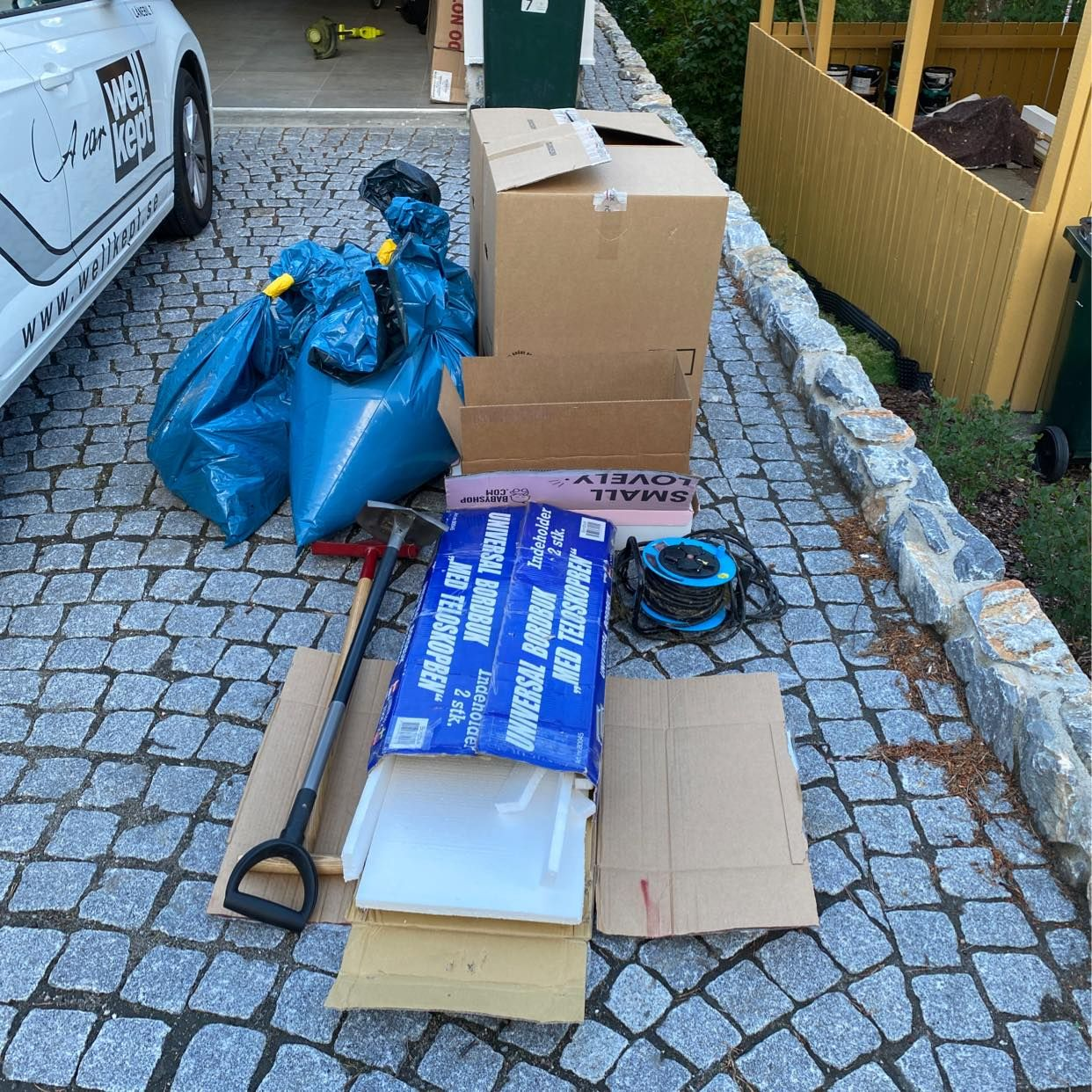 image of Mixed waste - Bromma