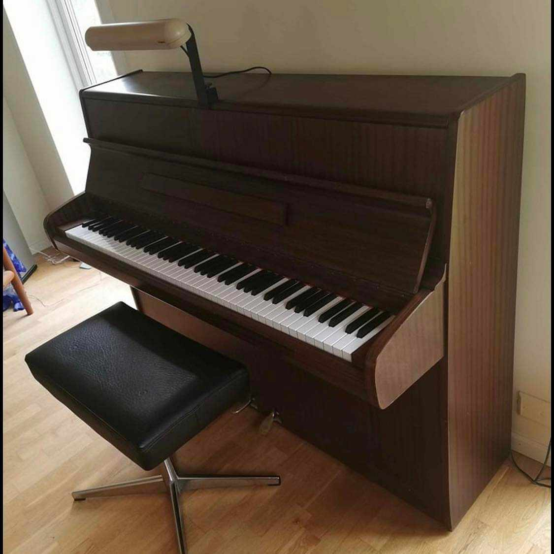 image of Transport a piano -