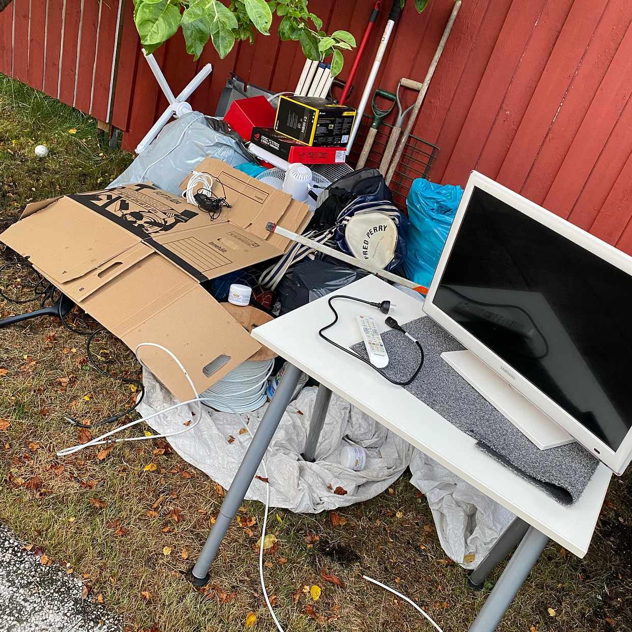 image of Blandat - Hässelby