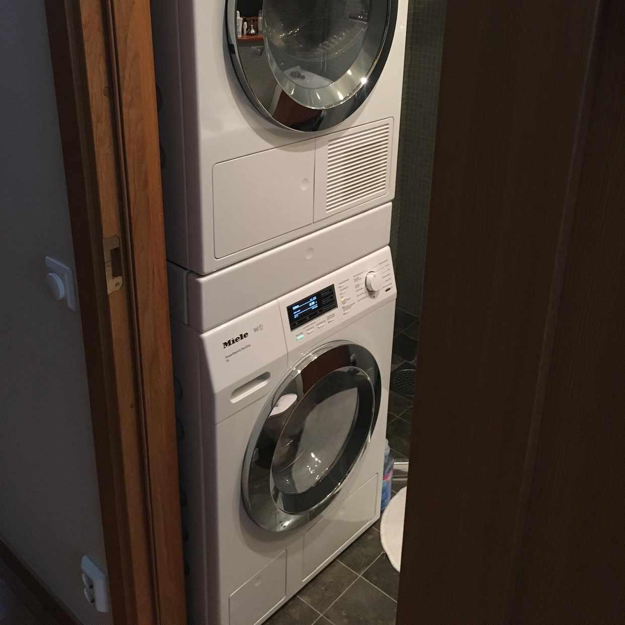 image of Move washing machine -