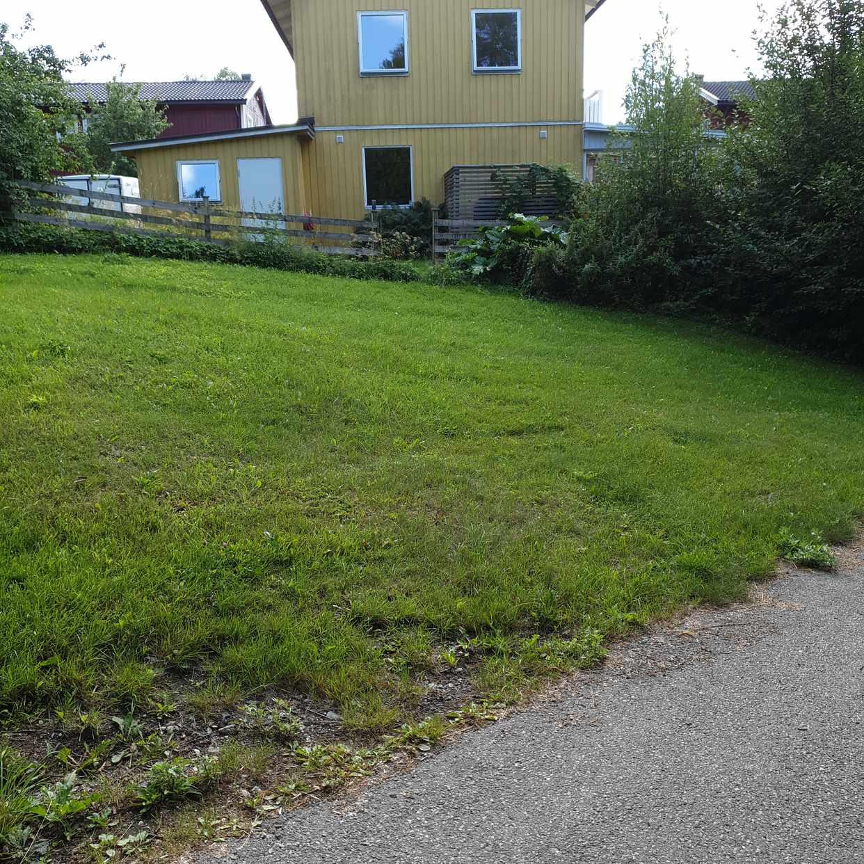 image of Gräv bort kompost - Tumba
