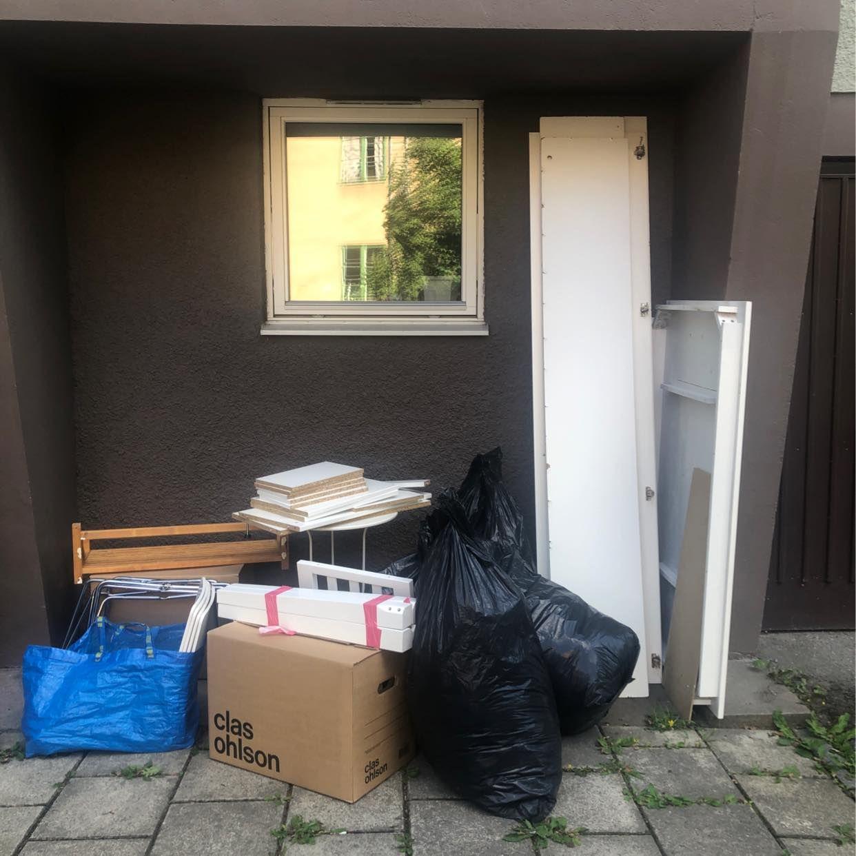 image of Bortforsling - Solna