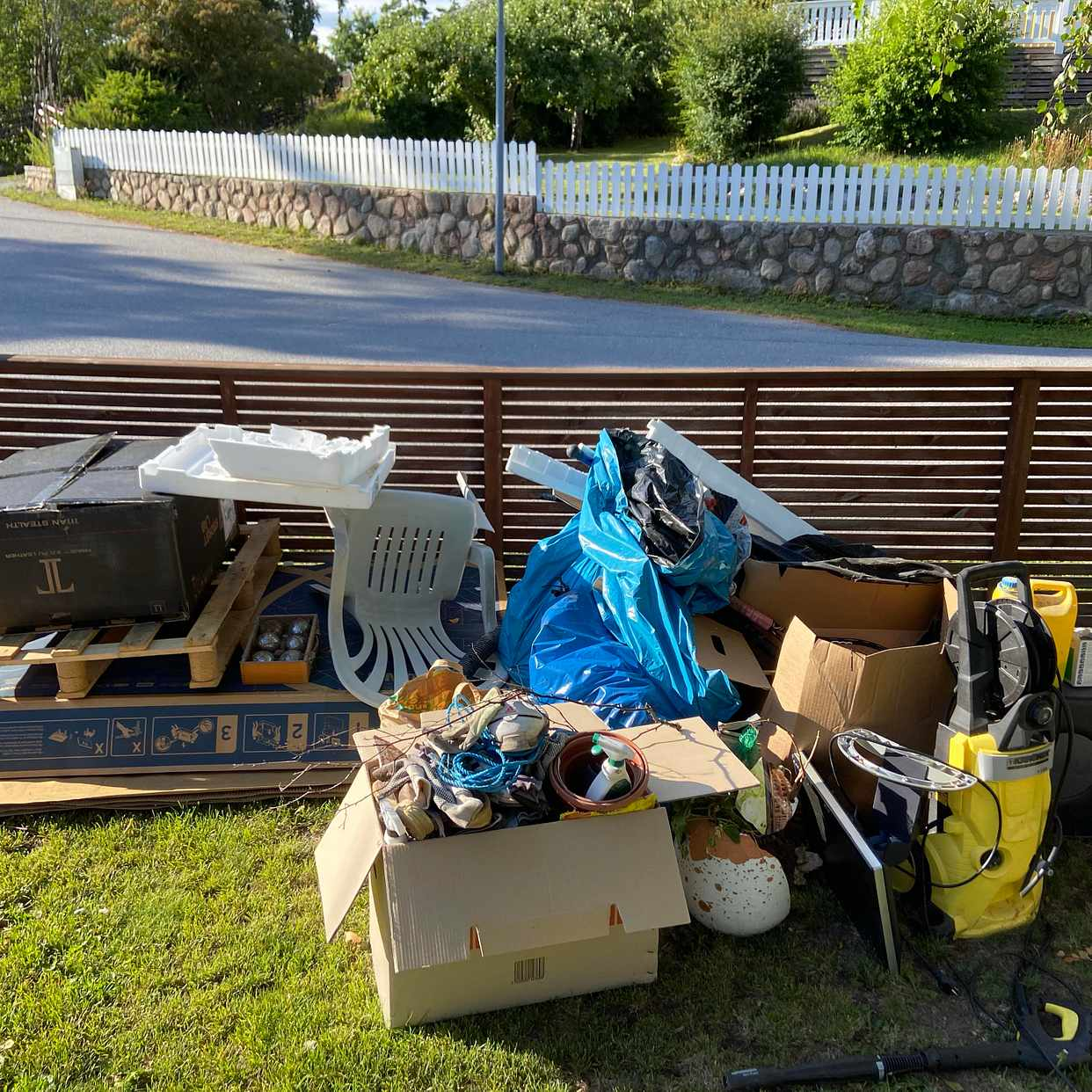 image of Blandat avfall - Enebyberg