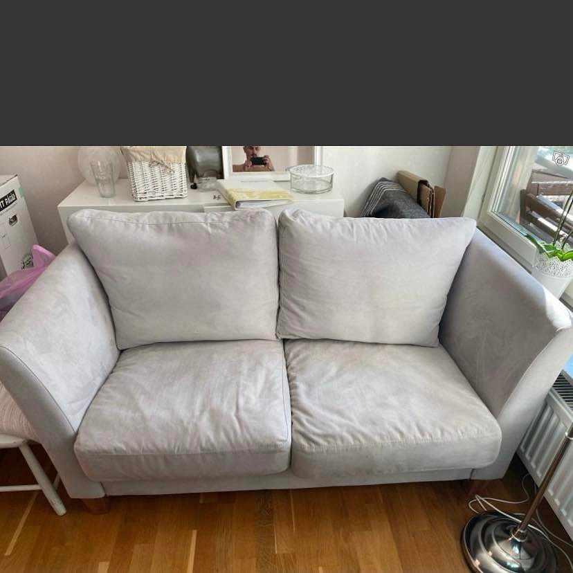 image of Flytta mindre soffa -