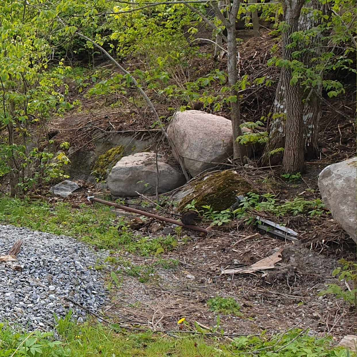 image of Stor sten + 2st mindre - Örsundsbro