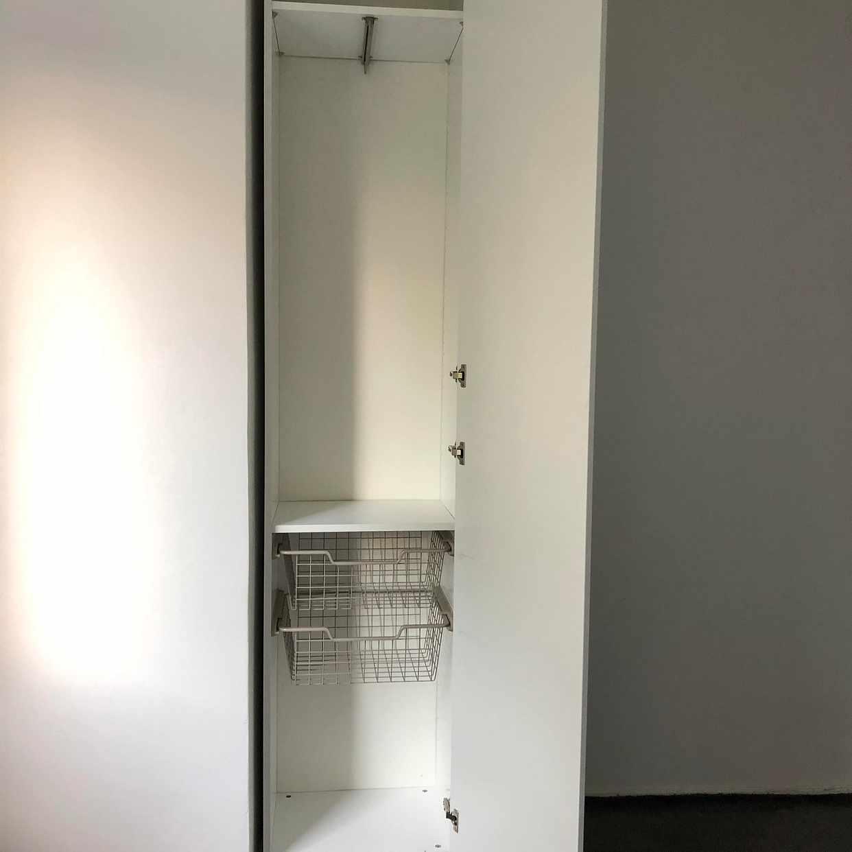 image of Ikea garderober bortskänk - Stockholm