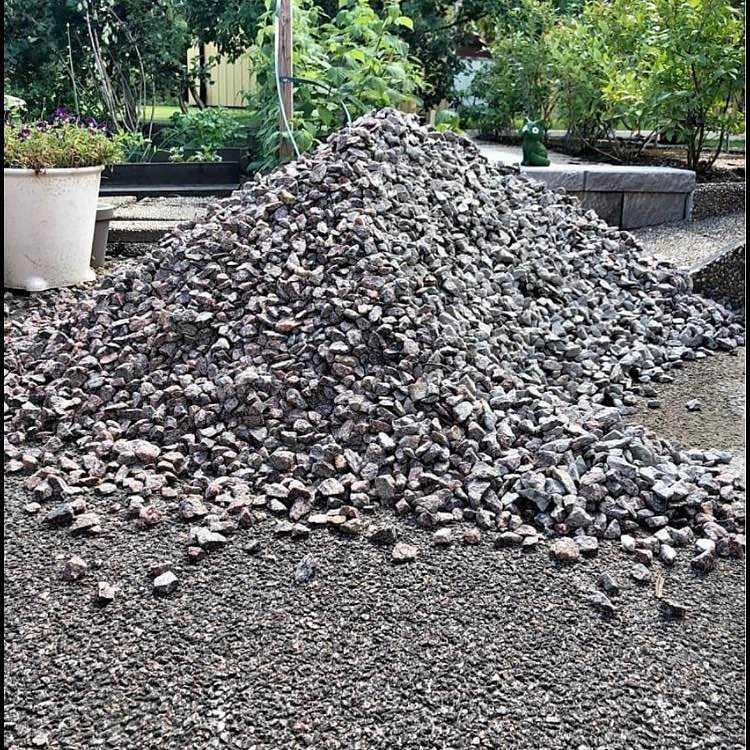 image of Flytta Makadam 600 kg -