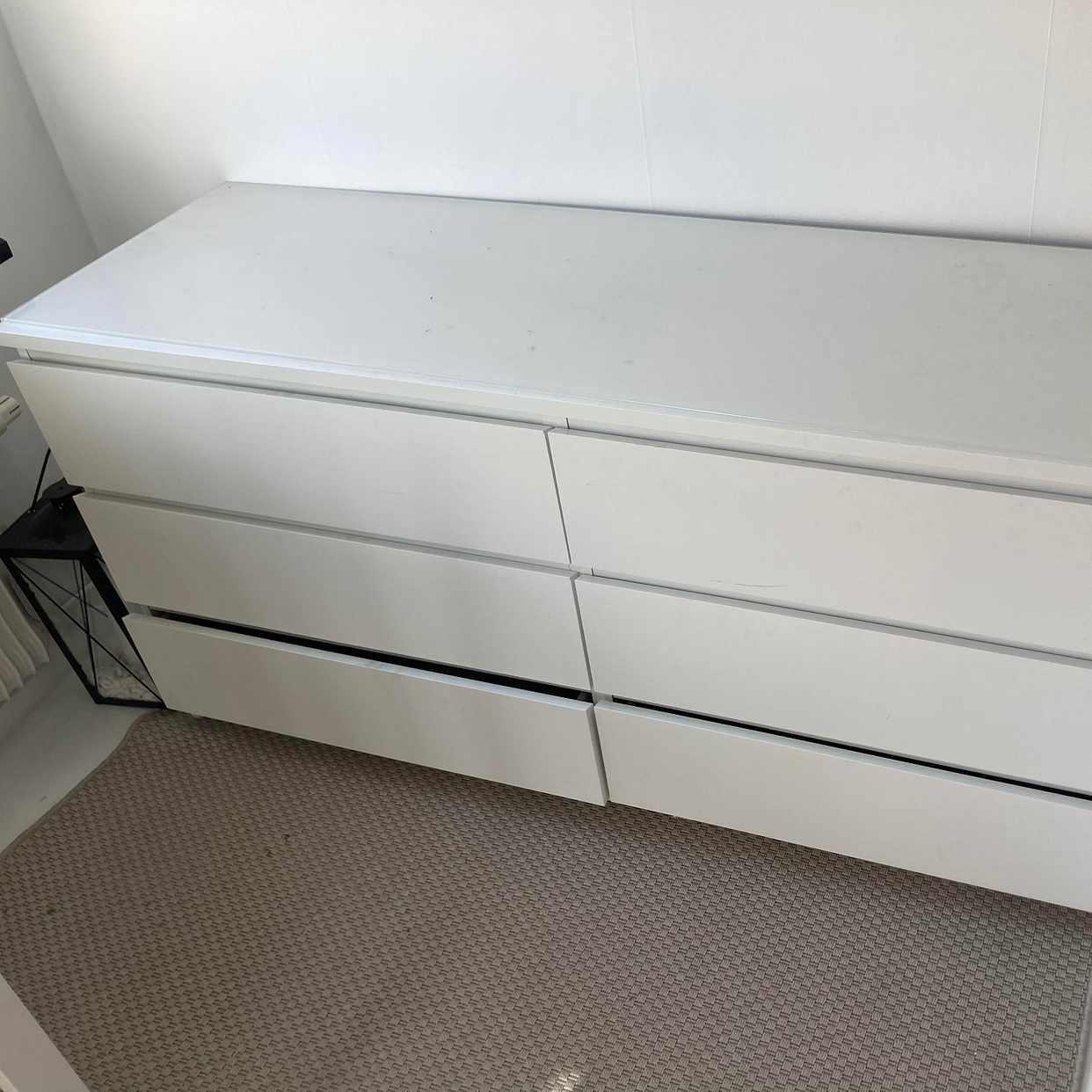 image of Byrå + säng + soffa! -