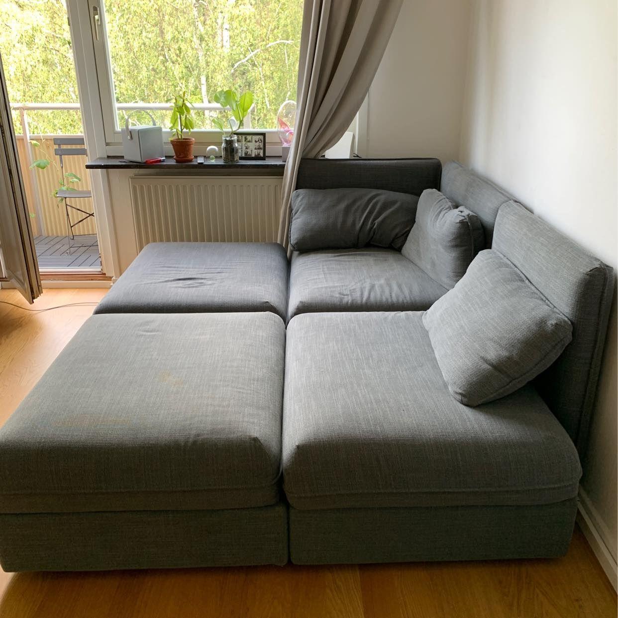 image of En soffa i fyra delar - Johanneshov