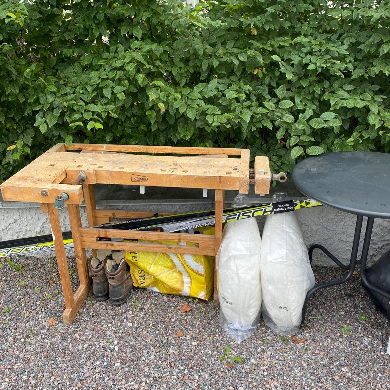 image of Blandat sop+bortskänkes - Djursholm