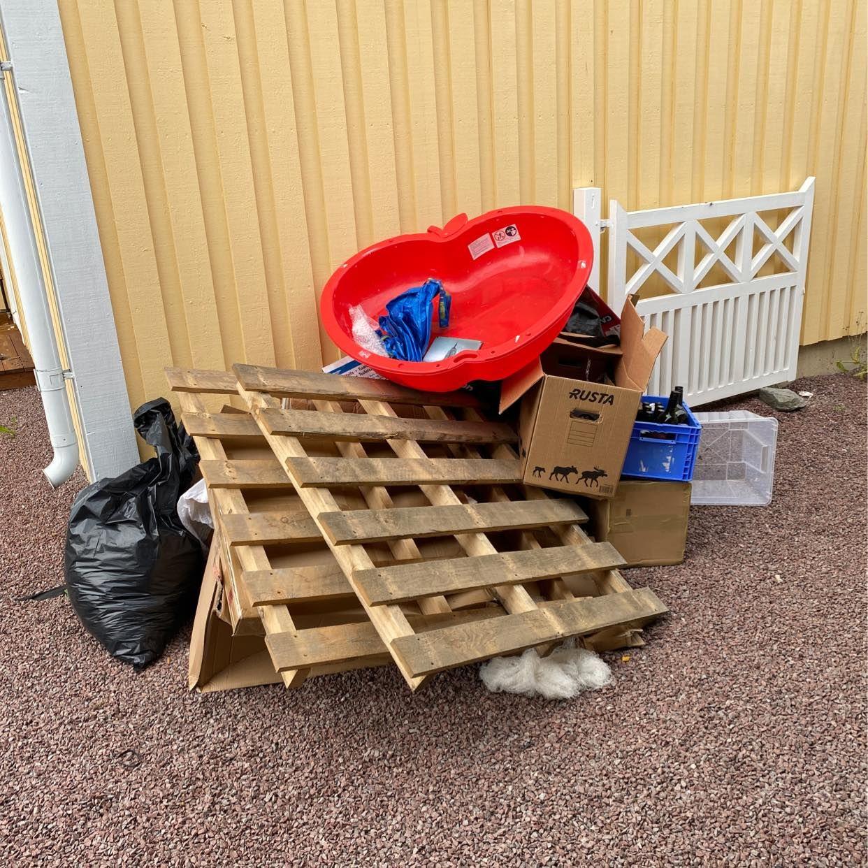 image of Blandade sopor från förrå - Sigtuna