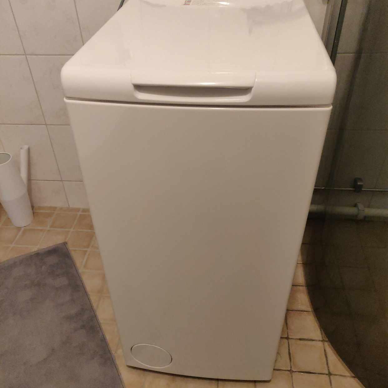 image of Liten  tvättmaskin - Solna
