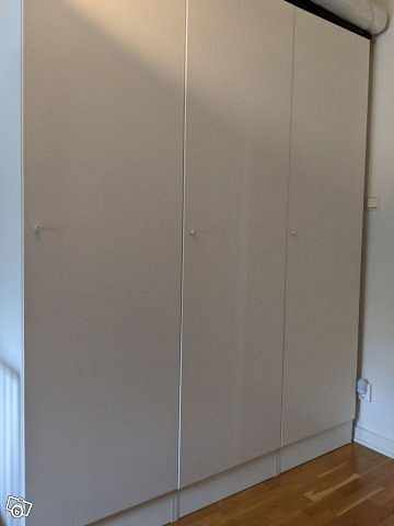 image of Garderob 3x60cm ny pris -