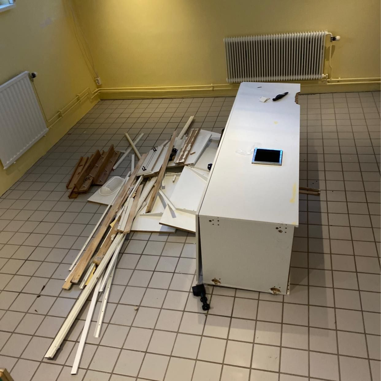 image of Garderob + lite lister - Göteborg