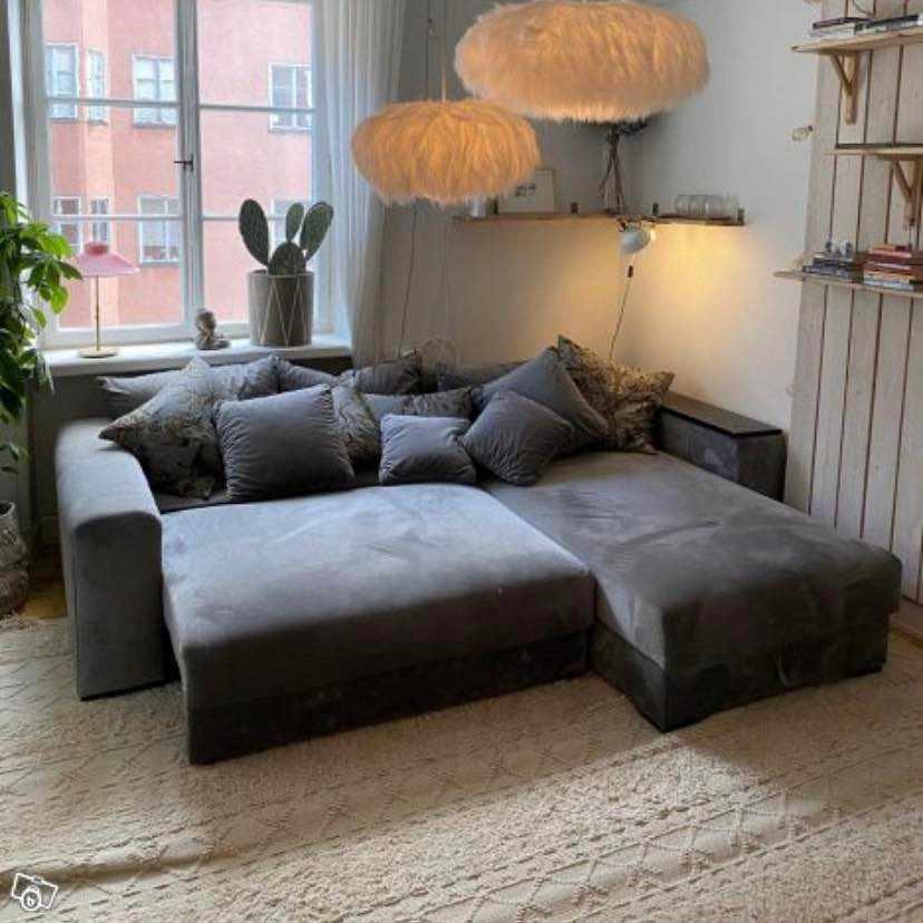 image of Hämta en begagnad soffa -
