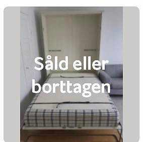 image of Sängskåp leverans -