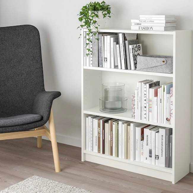 image of Billy bokhylla IKEA - Uppsala