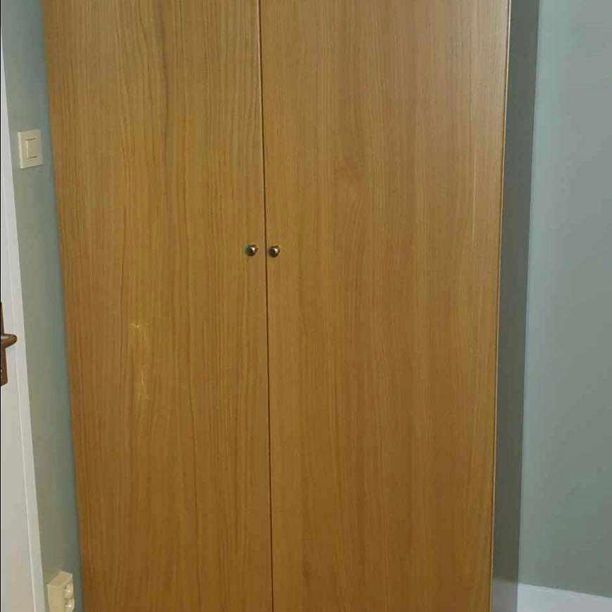 image of Garderob flyttas -