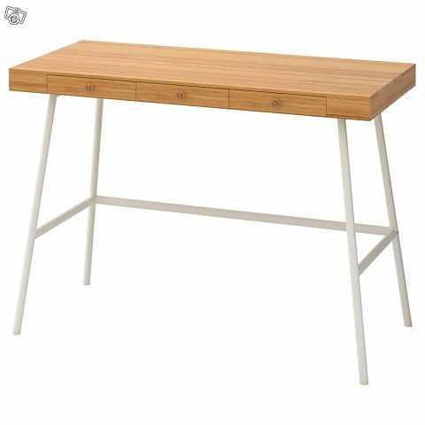 image of IKEA Lillåsen skrivbord o -